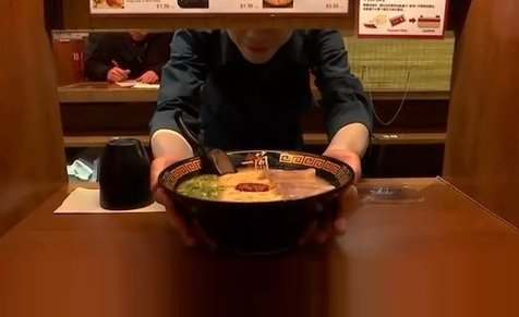 در این رستوران در تنهایی مطلق غذای خود را میل کنید! + فیلم