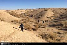 خلیل آباد در معرض فرسایش بادی و تخریب قرار دارد