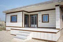 یکهزار و ۹۲۰ واحد مسکونی سیل زدگان لرستان در دست ساخت است