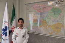 اورژانس البرز بیش از 2 هزار ماموریت انجام داد
