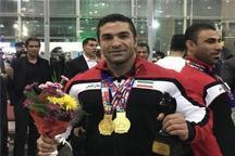 ورزشکار پرورش اندام همدان قهرمان تورنمنت چین شد