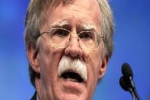 بولتون مدعی شد: کاخ سفید هیچ طرحی برای اقدام نظامی علیه ایران ندارد