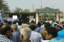 ساکنان مسکن مهر شهر چمران به رای مصادره منازلشان معترض شدند