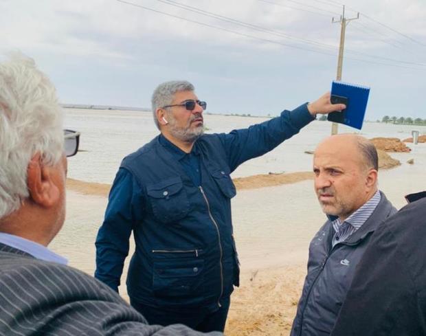 مدیریت چهار اردوگاه در حمیدیه به کرمان واگذار شد