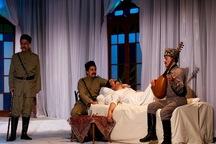 نمایش «اتابک پارکینین تراژدیسی» به جشنواره تئاتر فجر راه یافت