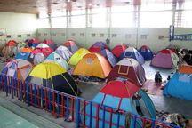 10 سالن برای اسکان مهمانان نوروزی در کردستان تجهیز شد