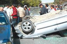 مرگ های ناشی از تصادفات درون شهری زنجان 62درصد افزایش یافت