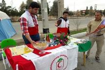 هلال احمر خوزستان به 110 هزار مسافر خدمات ارائه کرد