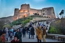 افزون بر 16 هزار گردشگر از قلعه فلک الافلاک خرم آباد دیدن کردند