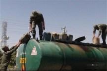 6 هزار لیتر سوخت قاچاق در شهرستان البرز کشف شد