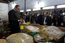 نمایشگاه بهاره اسدآباد 100 درصد ایرانی است