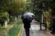 بارش پراکنده باران و برف برای البرز پیش بینی شد