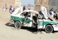 زخمیشدن دو مامور انتظامی در انفجار شی صوتی در زاهدان+عکس