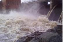 132میلیون مترمکعب باران در سدهای سیستان و بلوچستان ذخیره شد
