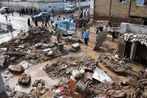 خسارت سیل به شهرستان سیمرغ 80 میلیارد تومان برآورد شد