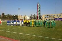 فوتبال دانش آموزان آسیا  ایران به نیمه نهایی راه یافت