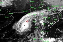 دریای عمان و تنگه هرمز تحت تاثیر توفان «کیار» قراردارند