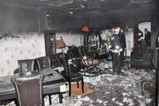 یک مصدوم بر اثر انفجار ساختمانی در قزوین