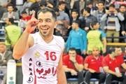 لیبروی محبوب والیبال شهرداری ارومیه به شهرداری گنبد پیوست
