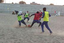 مسابقات فوتبال ساحلی بانوان کشور به میزبانی بندرگز برگزار می شود