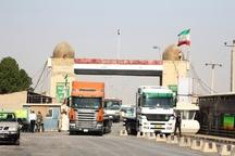 صادرات کالا از مرز شلمچه ازسر گرفته شد