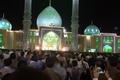 احیای عرفانی نیمه شعبان در مسجد جمکران برگزار شد