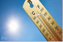 افزایش دمای هوای شهرهای گرمسیری استان ایلام تا 52 درجه سانتیگراد