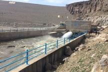 کاهش بیش از  50 درصدی آب ذخیره شده در مخازن سدهای سلماس
