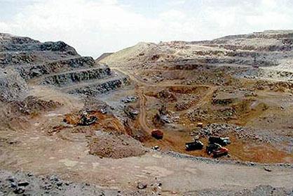 وجود 106 معدن تعطیل در خراسان رضوی
