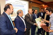 برگزیدگان مسابقه تراش سنگ های قیمتی و نیمه قیمتی در شیراز معرفی شدند