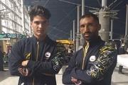 ۲ روئینگسوار ملیپوش نقدهای راهی مسابقات آسیایی شدند