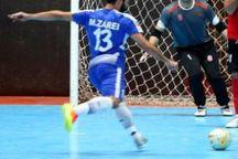 حضور ورزشکار خراسان رضوی در تیم ملی زیر 20 سال فوتسال کشور
