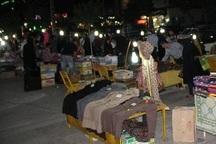 برپایی «شب بازار» در پایانه اتوبوسرانی خاقانی