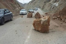 ریزش کوه در شهرستان اندیکا یک کشته برجا گذاشت