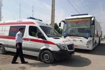 32 هزار و 607 زائر اربعین در شلمچه درمان شدند