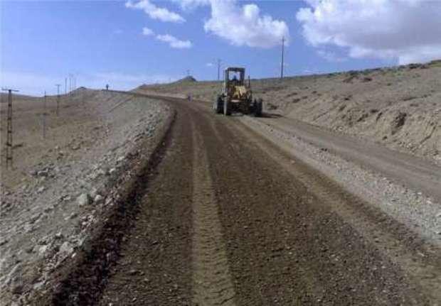 90 کیلومتر از راه های عشایری گیلانغرب بهسازی می شود