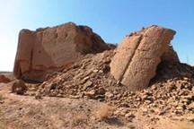 خسارت پنج میلیارد ریالی زلزله به آثار تاریخی دیوارهای اصلی آثار ترک  برداشتند