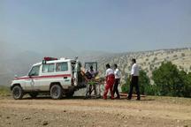 سقوط خودرو به دره در دزفول سه مصدوم داشت