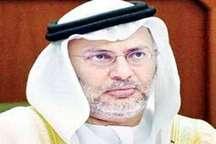 وزیر اماراتی : کشورهای حوزه خلیج فارس با بحران شدیدی روبه رو هستند