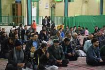 یاد شهید گمنام در بفروئیه میبد گرامی داشته شد
