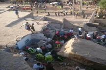 استقرار پنج خانوار منبع آبی در شهر جدید رامین اهواز