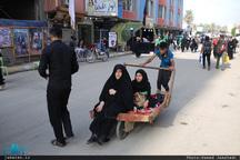 تا کنون چه تعداد از ایرانیان به پیاده روی اربعین رفته اند؟