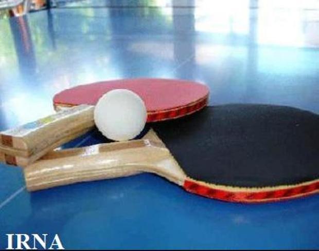 مسابقات تنیس روی میز قهرمانی کشور در رشت پیگیری شد