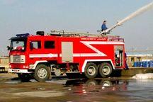 19 شهروند نجف آبادی توسط آتش نشانان از حوادث مختلف نجات یافتند