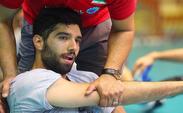 موسوی مصدوم شد و دو بازی تیم ملی والیبال را از دست داد