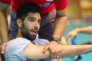 مدافع تیم ملی والیبال به اولیشتن لهستان پیوست