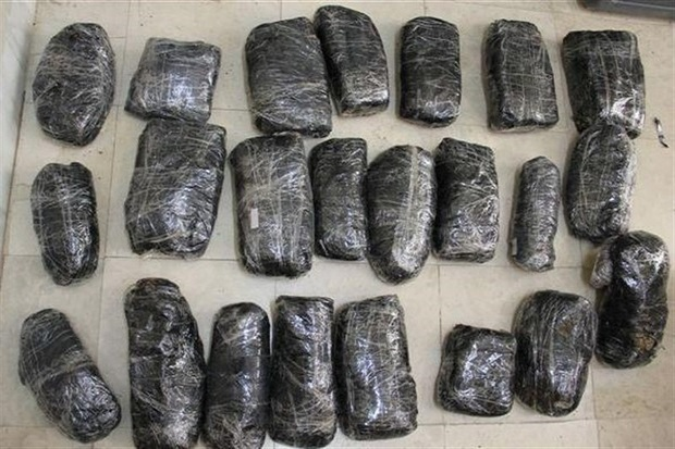 52 کیلوگرم تریاک توسط پلیس مبارزه با موادمخدر کشف شد