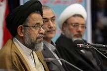 وزارت اطلاعات به هیچ جریان سیاسی وابسته نیست