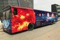 اتوبوس های فضایی با حضور معاون رییس جمهور در خرم آباد رونمایی می شود