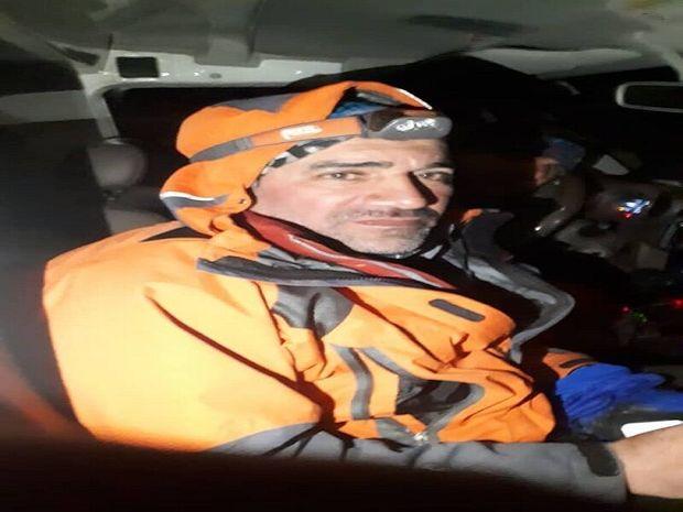 کوهنورد کرمانشاهی در ارتفاعات اندیکا پیدا شد